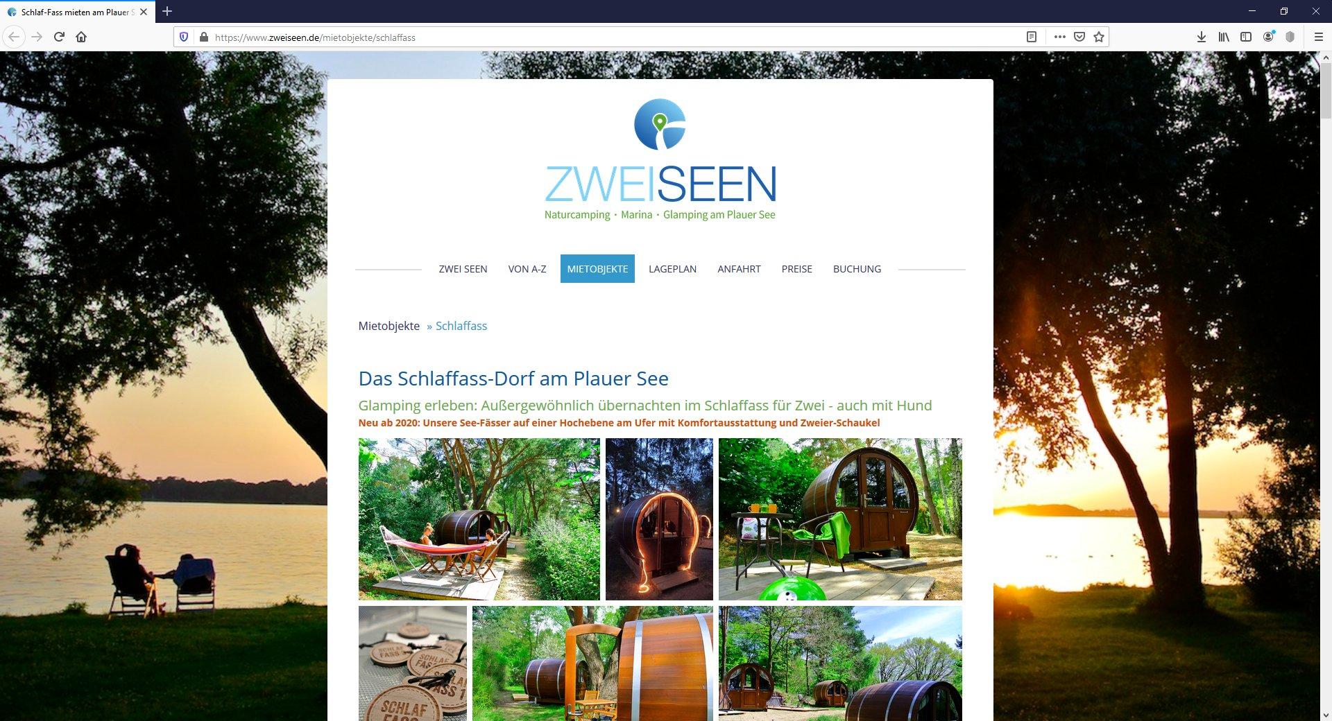 Naturcamping ZweiSeen